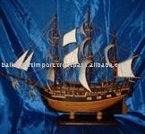 Vikingboat model