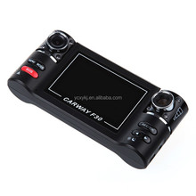 2.7 inch dual lens vehicle car camera dvr video recorder