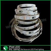 addressable ic rgbw led strip tm1804 dmx control artnet