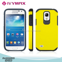 factory price pc+tpu case for samsung galaxy S4 mini/i9190 best seller cover