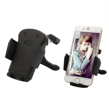 360 Rotating Car Air Vent Cradle Holder Stand For Iphone For Samsung and GPS
