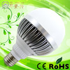 High lumen CE & RoHs approved saa approved high power 4 pin 2 pin pl 11w g24 led bulb