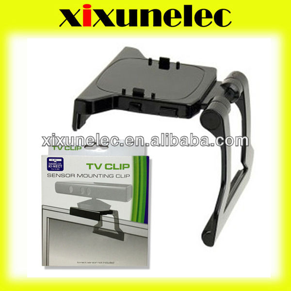 The cheapest Price TV clip sensor mounting clip for xbox360 kinect