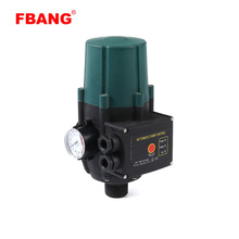 Automatic pump mechanical pressure switch control for jet pump/water pump