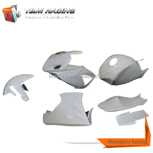 plastic injection motorcycle front fairing fiberglass body kits for motorcycle for suzuki gsxr600 06-07
