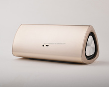 Portable Customized new arrival super bass bluetooth speaker/cara membuat speaker aktif