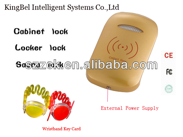 electronic sauna cabinet combination locker lock for sauna room and swimming pool
