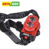 082407 High Power LED Bicycle Camping Hiking Light Headlamp Headlight