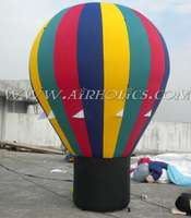 Inflatable Ground Ball/Football/Inflatable Balloon/Colored Balloon