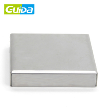 Guida brand Stainless steel 4 inch bathroom and toilet conceal tile insert shower floor drain