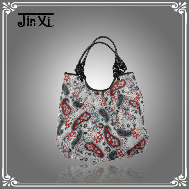 2013 High Quality Ladies Fabric Hobo Bag Handbag