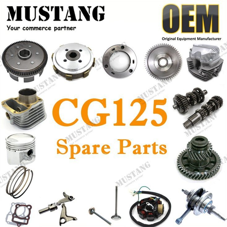 Motorcycle Parts for Parts for CG Engine Spare Parts/150/175/200/250