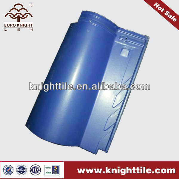 blue clay roof tile good prices from manufacter