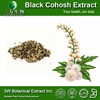 Food Grade Black Cohosh Extract 2.5%/Actaea Racemosa Extract/Black Cohosh Root P.E