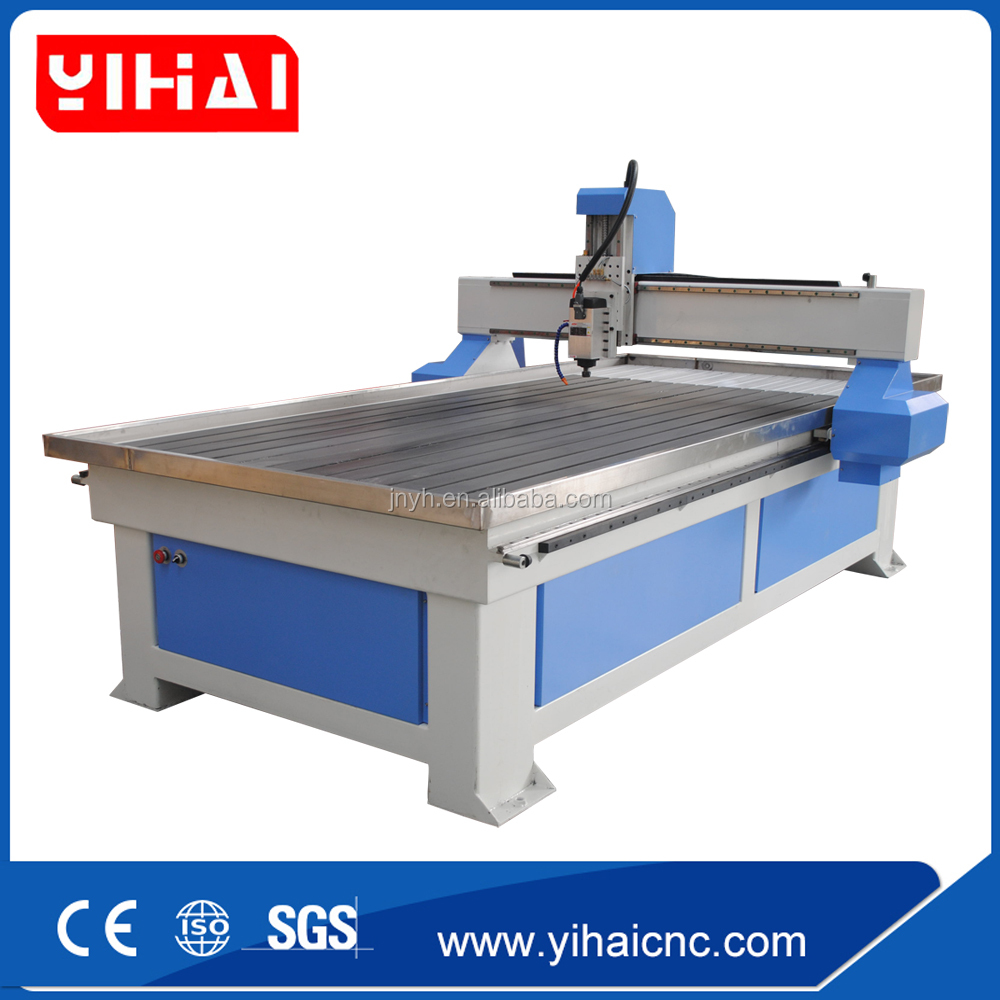 lowest price cnc wood furniture carving router/aluminum brass cutting cnc router machine
