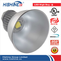 Green illumination high bay lamp 200W HISHINE No RF No ultraviolet radiation