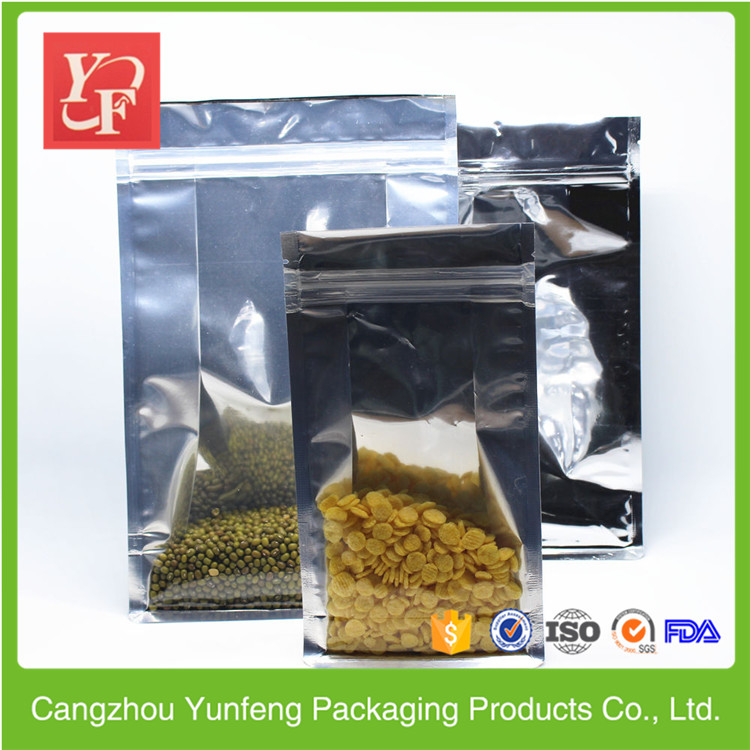 Alibaba tea aluminum packaging foil pouch