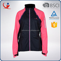China clothing manufacture summer nylon cycling windproof running jacket