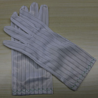 Quality-Assured New Fashion Anti-Static Knitted Esd Gloves