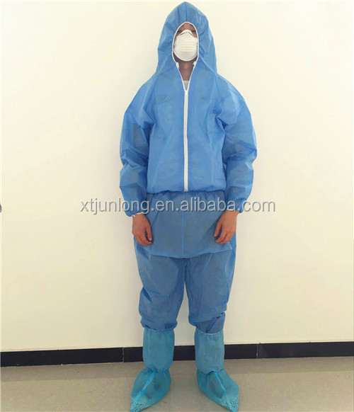 Protective clothing for Biological Chemical Hazard
