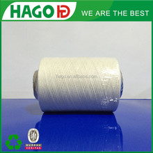 ne6s-12s open end regenerated single cotton yarn for knitting working gloves HAGO