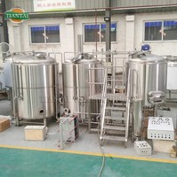 10BBL Craft beer brewing equipment manufacturer/fermentation tank/brewery system Jinan