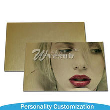 Customized Heat Transfer Metal Board Sheet Sublimation silver color flat surface aluminum sublimation sheet
