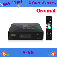 2015 Newest Model Original S V6 HD Digital Satellite Receiver Decoder Support USB WiFi WEB TV