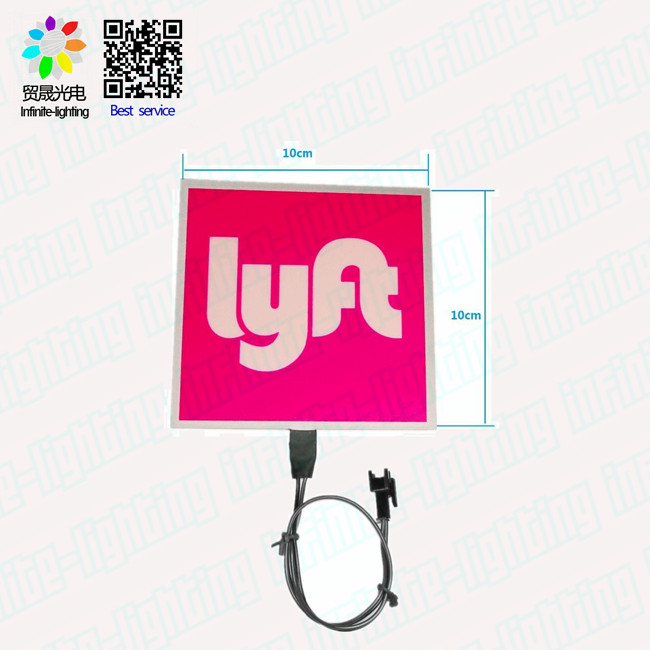 new products 2017 innovative product for EL Luminous Panel Poster