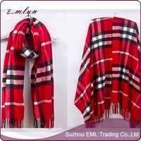 New fashion lady winter wraps and shawls