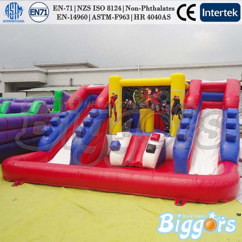 Giant Inflatable Slip and Slide for Sale Children's Paradise