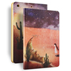 Ultra Slim Luxury Leather Back Cover Flip Case For iPad Air Smart Cover