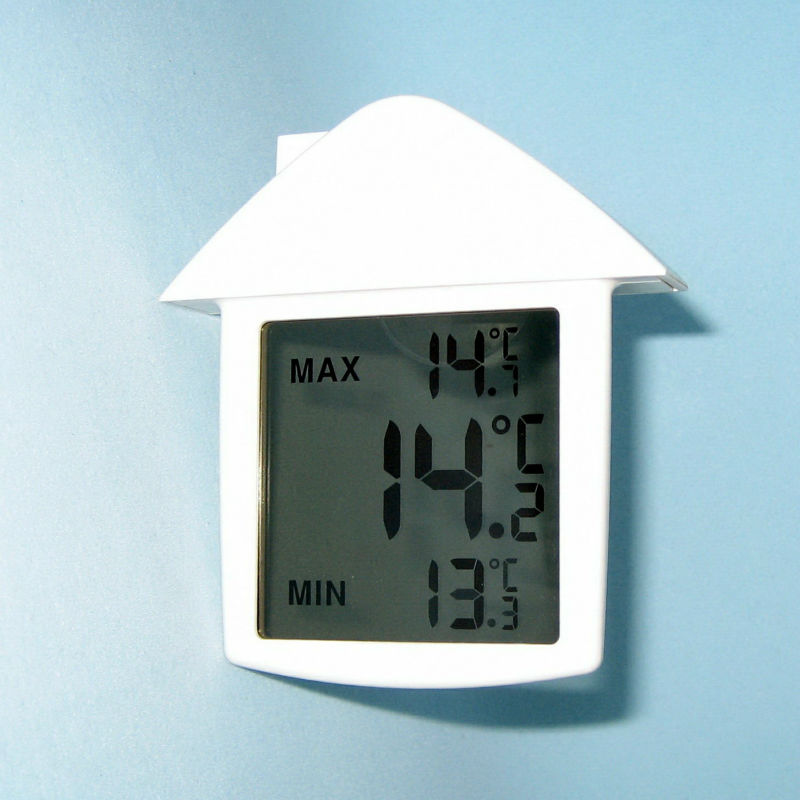 Professinal high quality and lower price weather station with electronic thermostat