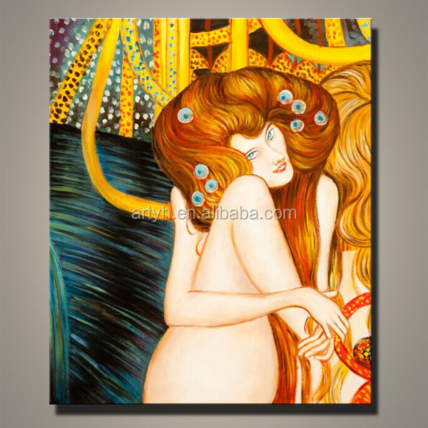 Famous modern nude bitch nice girl wall art modern art oil painting