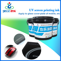 High quality screen printing ink for glass