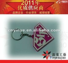 Cute soft pvc keychain / kering for promo