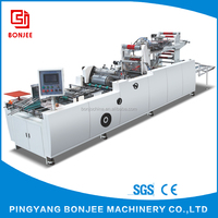 Bonjee UNL-650A High Speed Full Automatic Window Patching Machine For Sale