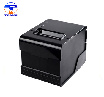 80mm Thermal POS PRINTER USB AND RS232C(SERIAL) INTERFACE RECEIPT PRINTER
