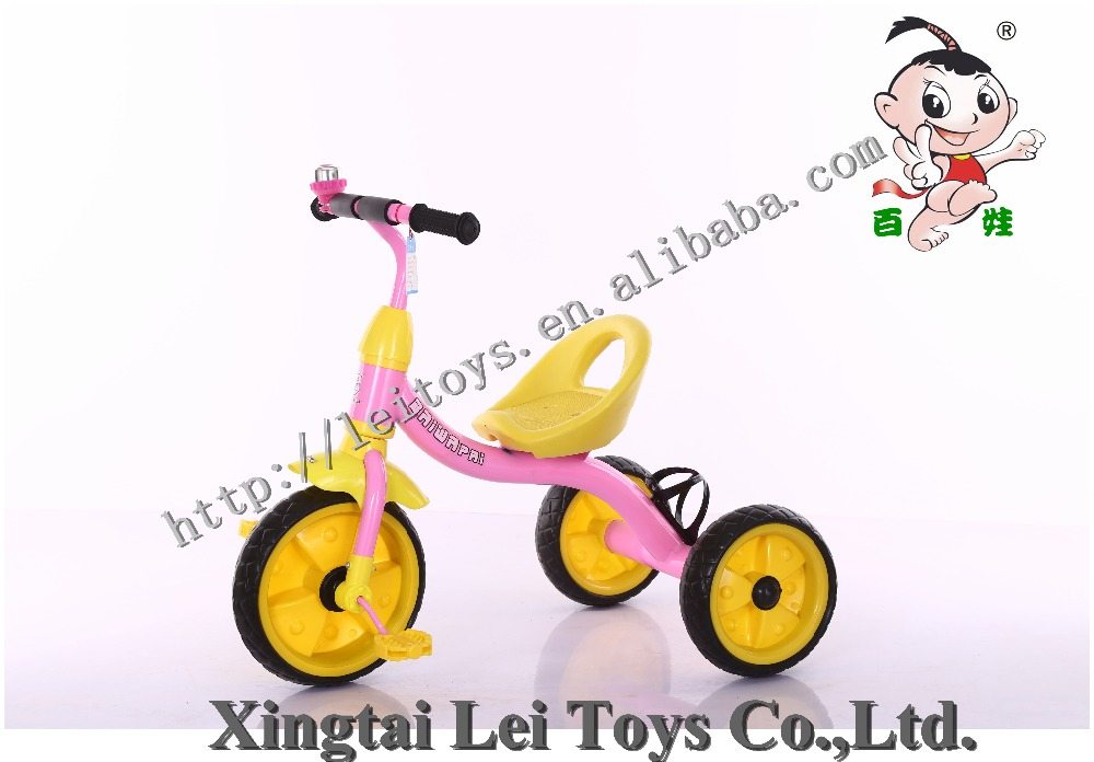 Funny Plastic Tricycle water bottle baby tricycle Kids carriage trike Chinese Factory Directly Sale Children Tricycle