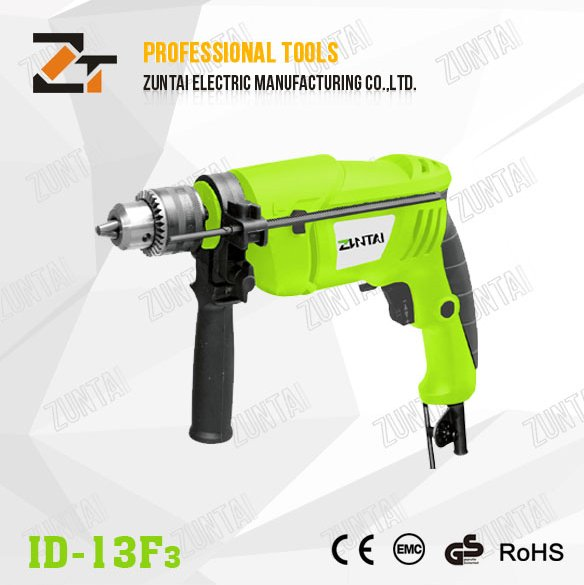 13mm 650W electric hand drill machine impact drill