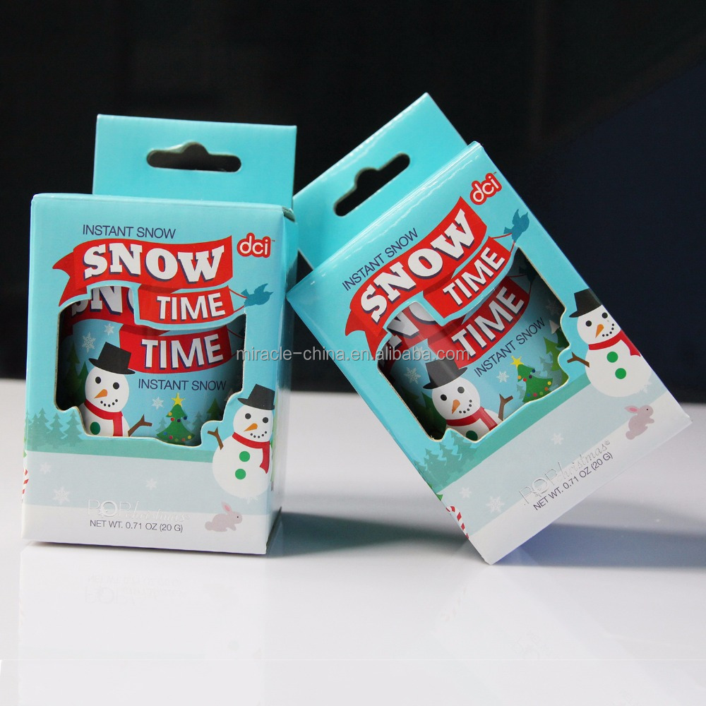 Magic Snow/Magic Artificial Snow/Fake Instant Snow