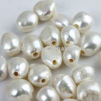 Rare freshwater pearl large hole jewelry bead