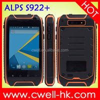 ALPS S922+ 3G Android 4.4 8GB ROM Cheap waterproof shockproof dustproof cell phone