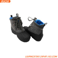 suede safety boots popular safety boots safety footware for men RCB13