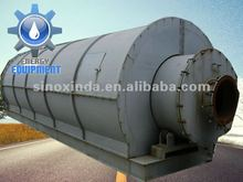 2012 professional waste tire oil extraction/cutting machine