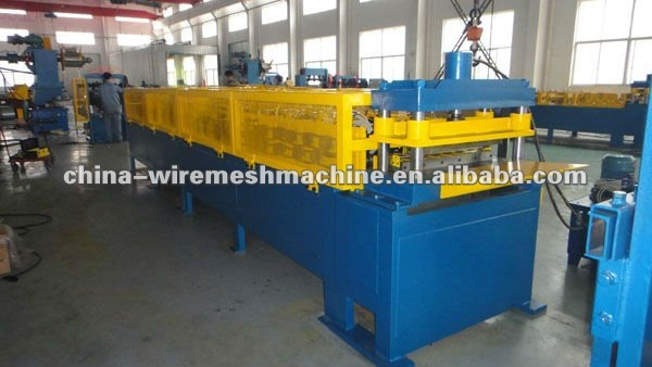 galvanized rib lath making machine