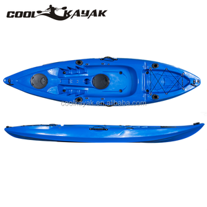 No inflatable Made in China Wholesale Rotomolded Sit Top Kayak