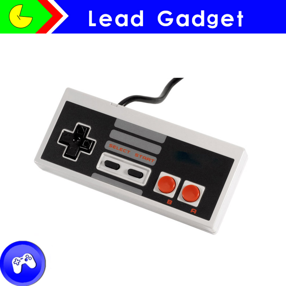 USB pc Controller 2016 Brand New game pad for nes wireless controller