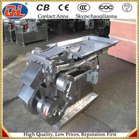 2015 hot sale licorice root stainless steel cutting machine
