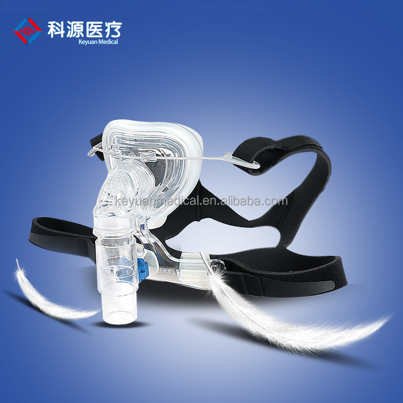 Portable oxygen cpap nasal masks for sleep apnea